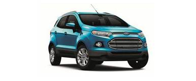 Xe Ford EcoSport AT Trend