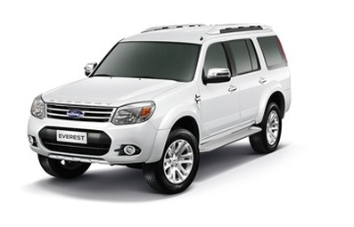 Xe Ford Everest 2014 XLT 4x2 MT