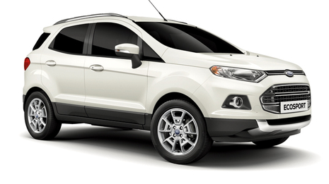 Giá xe Ford Ecosport 2014.