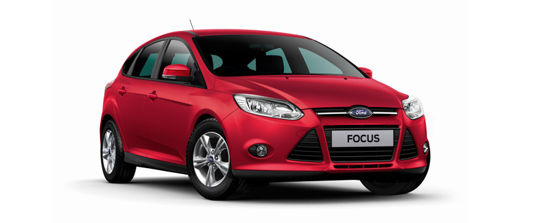 Xe Ford Focus 2014.